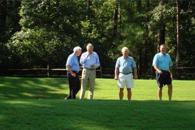 Florida Retirement Community Golf Course