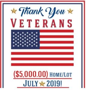 Florida Retirement Community Veterans Special