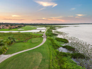 Central Florida Retirement Golf Community